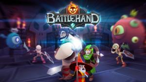 تصویر محیط BattleHand v1.17.0