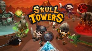 تصویر محیط Skull Towers: Offline Games Castle Defense v1.2.1