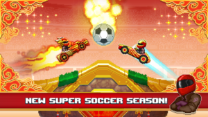 تصویر محیط Drive Ahead! Sports v2.20.7