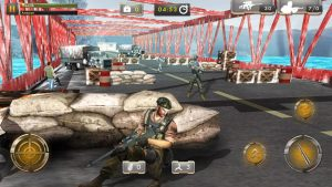تصویر محیط Unfinished Mission v4.3