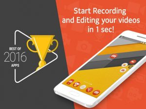 تصویر محیط Mobizen Screen Recorder – Record, Capture, Edit v3.7.2.8