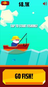 تصویر محیط Go Fish v1.3.0