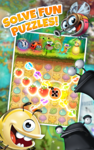 تصویر محیط Best Fiends – Puzzle Adventure v6.5.0