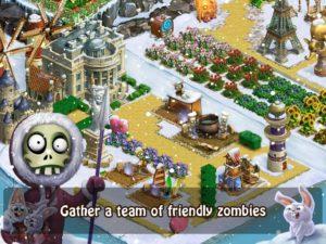 تصویر محیط Zombie Castaways v3.10