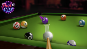 تصویر محیط Pooking – Billiards City v2.8