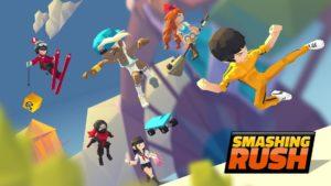 تصویر محیط Smashing Rush v1.7.0