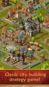 تصویر محیط Townsmen Premium v1.14.1