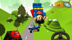 تصویر محیط LEGO® DC Mighty Micros v1.6.1326