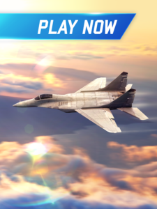 تصویر محیط Flight Pilot Simulator 3D Free v2.1.5