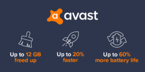 تصویر محیط Avast Cleanup & Boost, Phone Cleaner, Optimizer v5.1.1