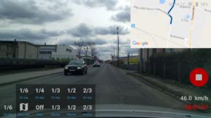 تصویر محیط Car Camera Pro v1.4.2