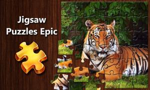 تصویر محیط Jigsaw Puzzles Epic v1.4.6