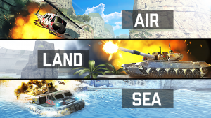 تصویر محیط Massive Warfare: Aftermath – Free Tank Game v1.35.96