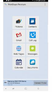 تصویر محیط PrintShare v1.3.2