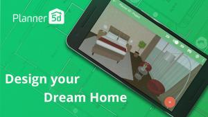 تصویر محیط Planner 5D – Home & Interior Design Creator v1.18.16