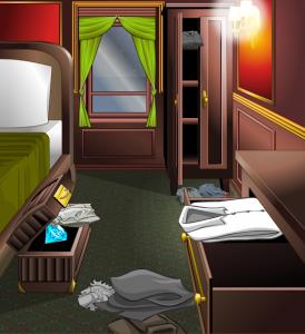 تصویر محیط Escape Titanic v1.7.5