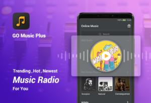 تصویر محیط GO Music Player Plus -Free Music,Themes,MP3 Player v2.4.0