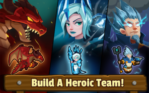 تصویر محیط Realm Defense: Hero Legends TD v2.4.1