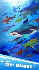 تصویر محیط Hungry Shark Heroes v1.9 + data