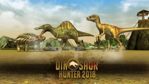 تصویر محیط Dinosaur Hunter 2018 v4.2
