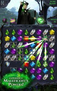 تصویر محیط Maleficent Free Fall v9.6.0 + data