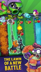 تصویر محیط Plants vs. Zombies™ Heroes v1.30.5