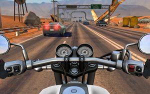 تصویر محیط Moto Rider GO: Highway Traffic v1.27.1