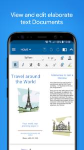 تصویر محیط OfficeSuite Pro + PDF v10.12.24323