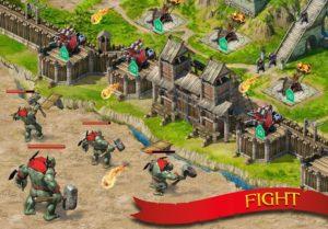 تصویر محیط Stormfall: Rise of Balur v2.07.0