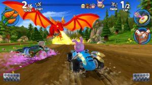 تصویر محیط Beach Buggy Racing 2 v1.6.5 build 192