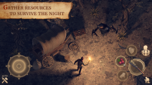 تصویر محیط Grim Soul: Dark Fantasy Survival v2.5.0