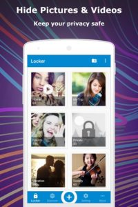 تصویر محیط Folder Vault (PRO) : Hide Photo and Video Locker v4.3