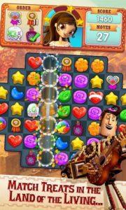 تصویر محیط Sugar Smash: Book of Life – Free Match 3 Games v3.106.204