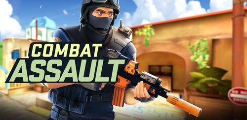 Combat Assault: CS PvP Shooter v1.60.94 + data