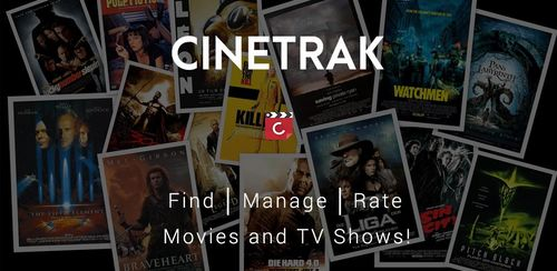CineTrak: Your Movie and TV Show Diary v0.7.66