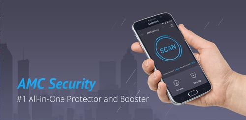 AMC Security – Clean & Boost & Antivirus v5.12.1