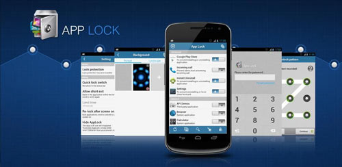 AppLock v3.3.3in