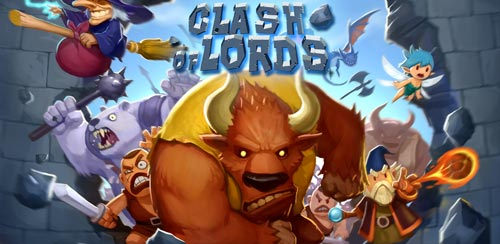 Clash of Lords: Guild Castle v1.0.445 + data