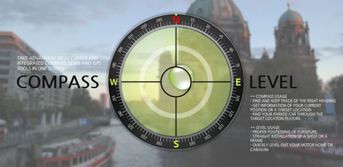Compass Level & GPS v2.4.11 build 288