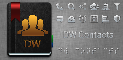 DW Contacts & Phone & Dialer v3.1.4.0