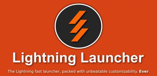 Lightning Launcher v14.3-6de3540