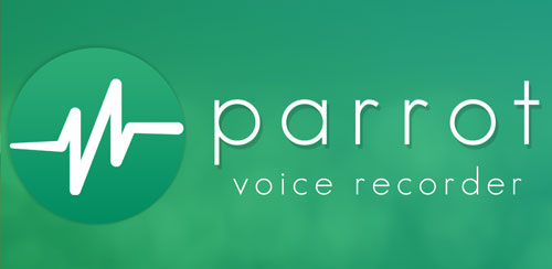 Parrot Voice Recorder v3.0.1 build 219