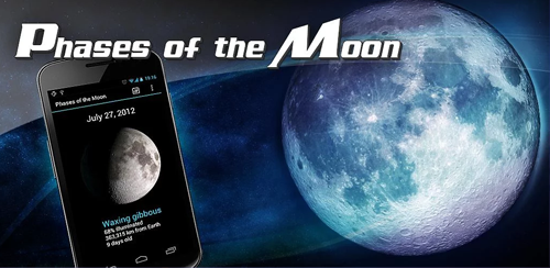 Phases of the Moon pro v6.0.10