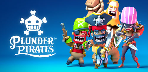 Plunder Pirates v3.7.1 + data