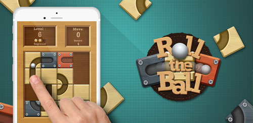 Roll the Ball: slide puzzle v1.8.6