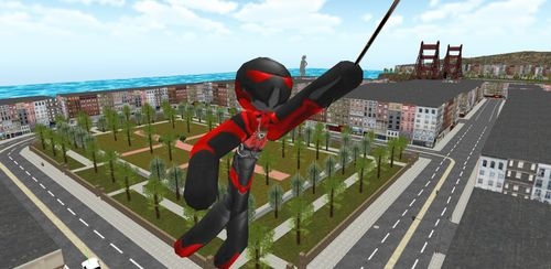 Stickman Rope Hero v3.3