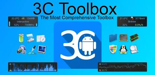 3C All-in-One Toolbox Pro v1.9.9.7.7g