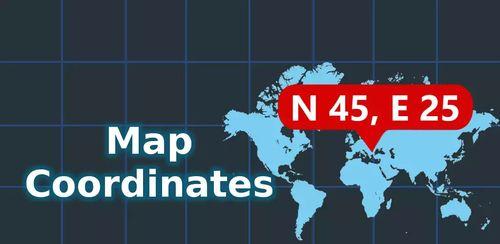 Map Coordinates Pro v4.8.25