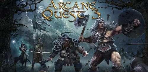 Arcane Quest 3 v1.6.0 + data