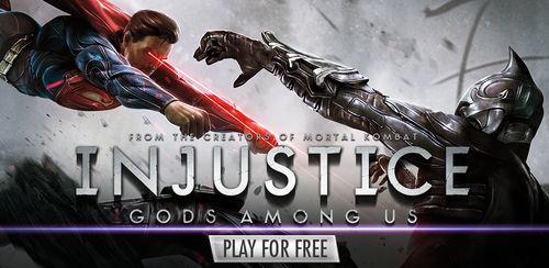 Injustice: Gods Among Us v3.3.1 + data